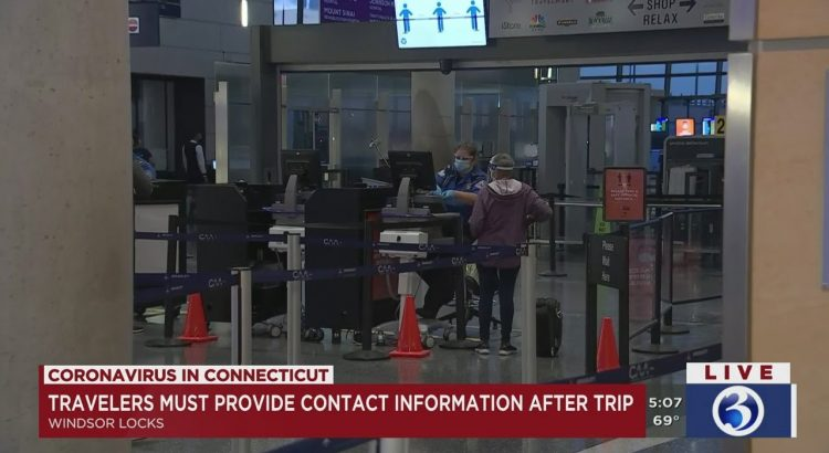 VIDEO: Travel advisory request to become requirement