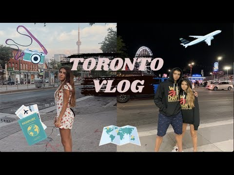 VLOG 4 // traveling alone to canada to see my boyfriend