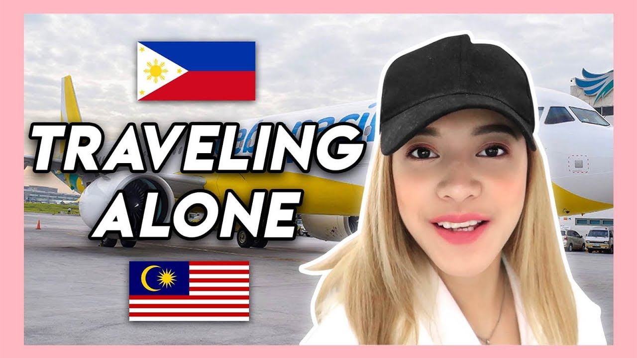 [VLOG] - Traveling Alone to Malaysia ??