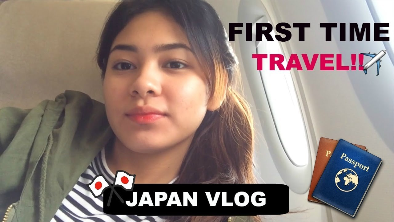 VLOG#2 Traveling Alone For The FIRST TIME! | KateLamsen