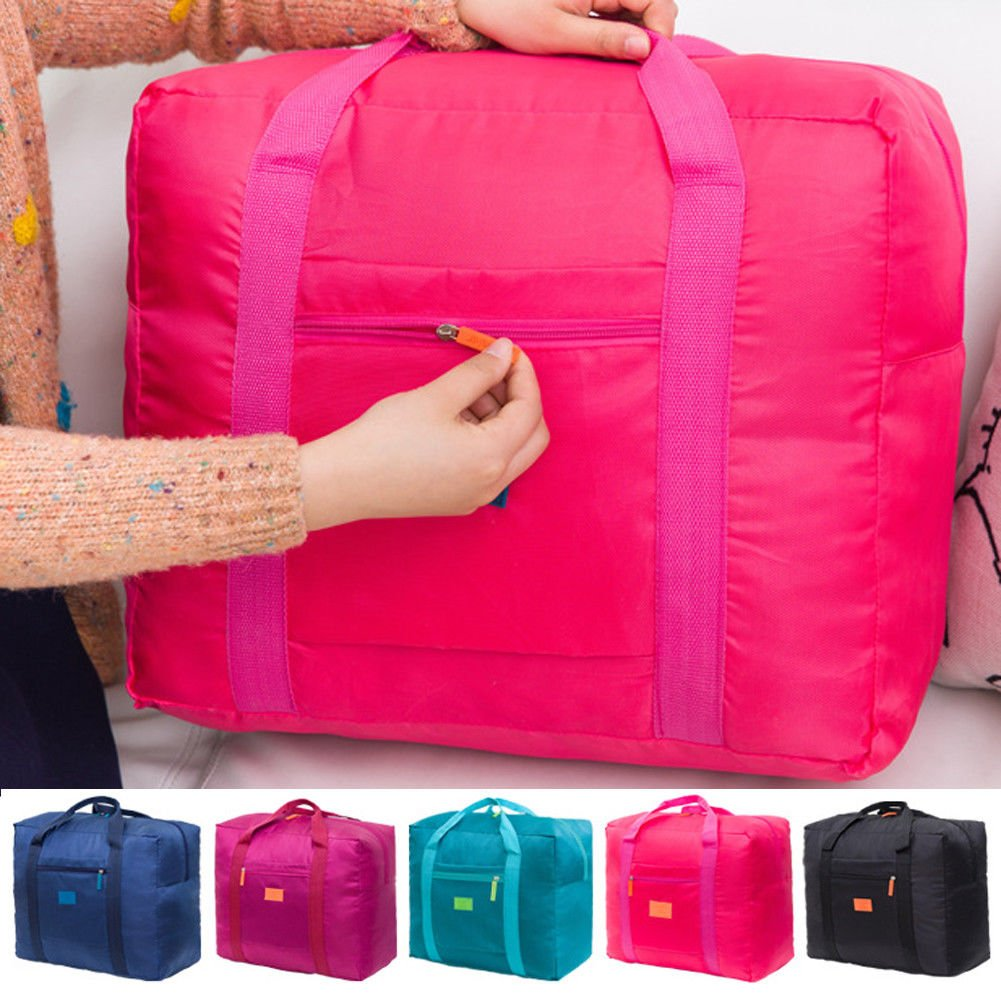 Waterproof Clothes Storage Bag Packing Travel Luggage Organizer Pouch ...