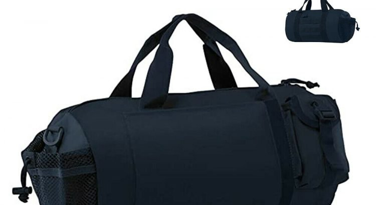 Waterproof Overnight Tote Travel Gym Sport Bag Duffle Carry On Luggage...
