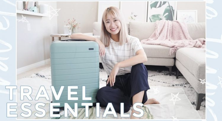 What's In My Carry On? | Travel Essentials + Packing ??