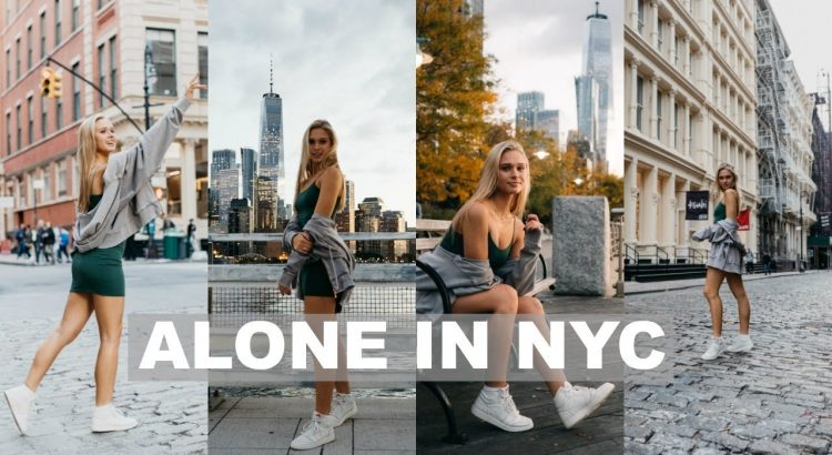 taking a trip to NYC alone!